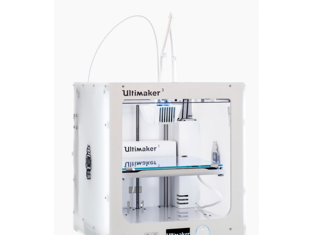 IMPRESORA 3D ULTIMAKER 3 (EU CABLE)