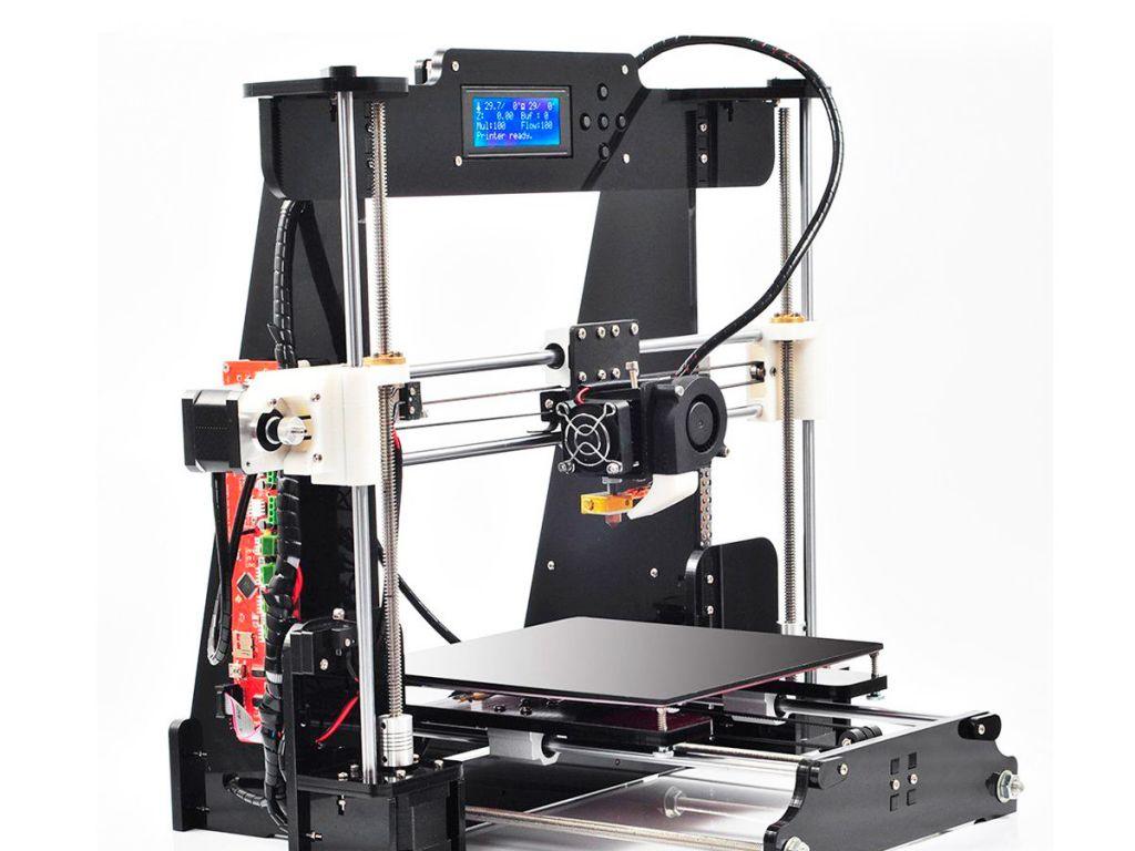 IMPRESORA 3D ANET A8 PARA ARMAR CON AUTOLEVELING