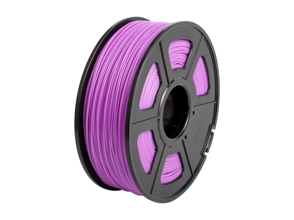 FILAMENTO P/IMPRESORA 3D ABS PURPLE DE 3.00 MM / 1 KG