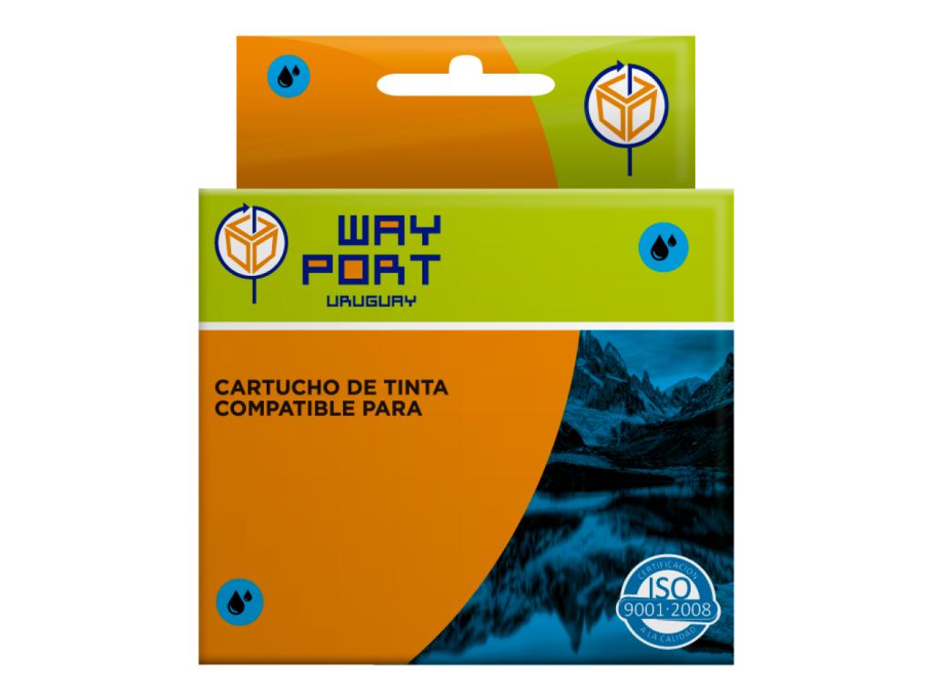 CART. WAYPORT CYAN P/BROTHER LC61/LC980 DCP-145C/165C/385C/585CW/J615/6690CW; MFC-250C/290C/490CW/790CW/990CW/5490CN/5890CN/6490CW