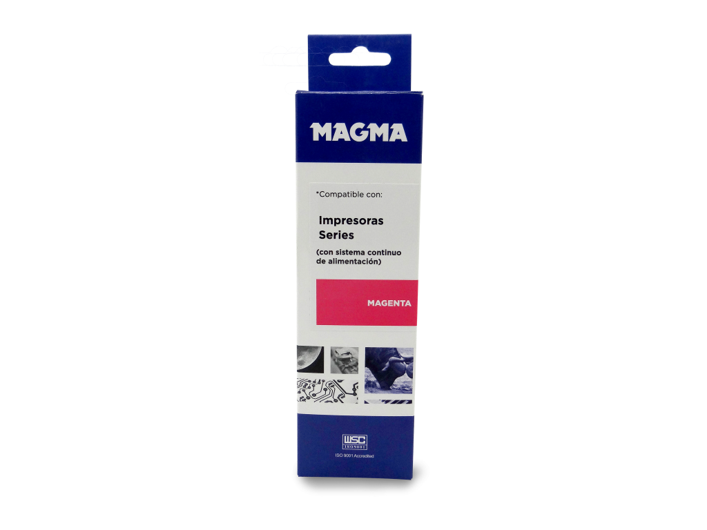 BOT. ORIGEN TINTA MA 100 ML P/CISS CANON PIXMA G1100/2100/3100 MAGENTA