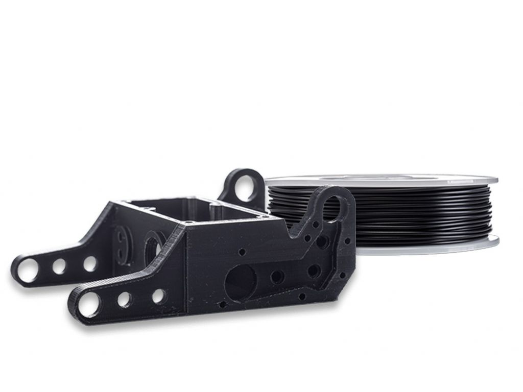 FILAMENTO ULTIMAKER PLA 750GR 3MM BLACK TOUGH
