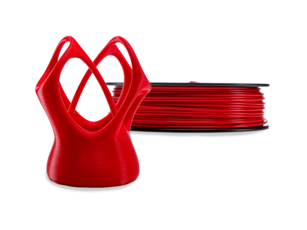 FILAMENTO ULTIMAKER ABS 750GR 3MM RED