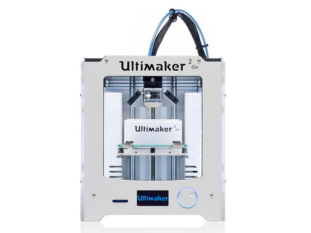 IMPRESORA 3D ULTIMAKER 2 GO TAMAÑO REDUCIDO PARA EDUCACION U HOGAR