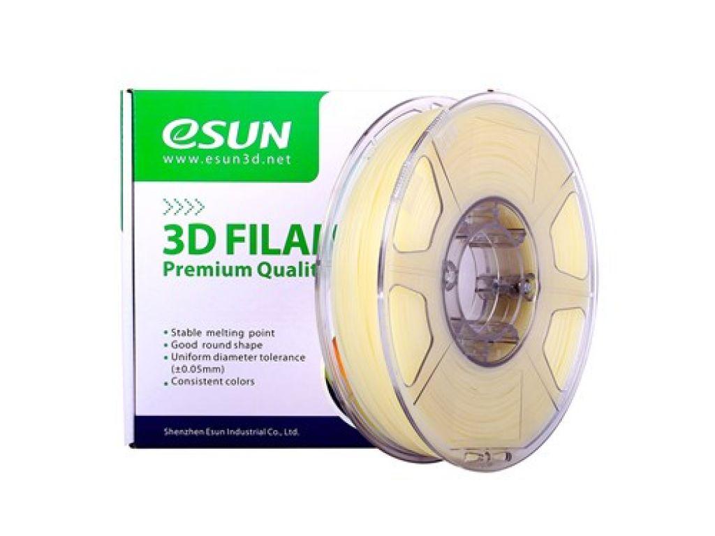 FILAMENTO P/IMPRESORA 3D eSMOOTH DE 1.75 MM / 500Gr NATURAL