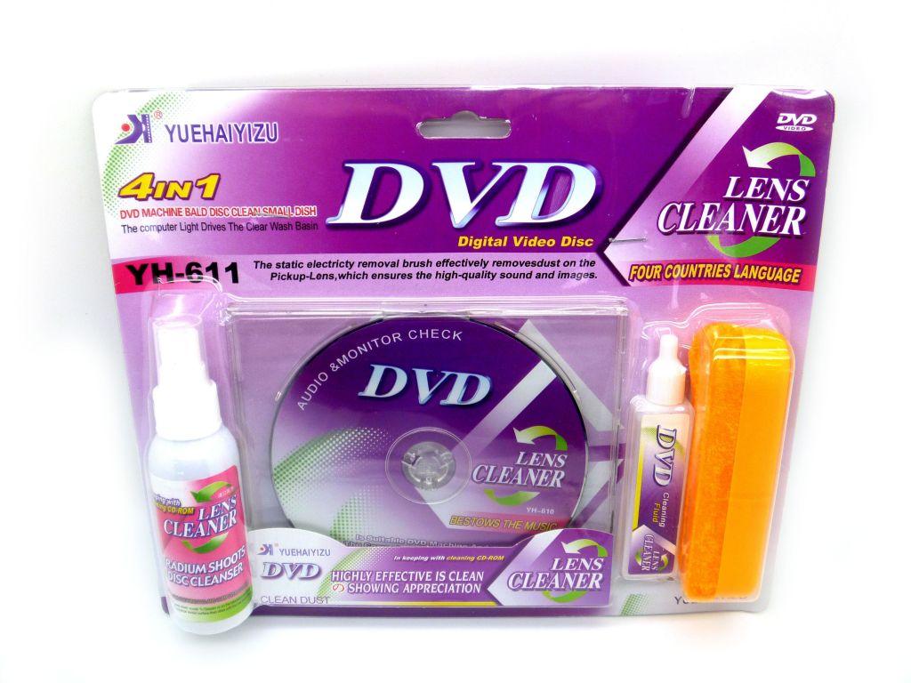 LIMPIADOR PARA DVD