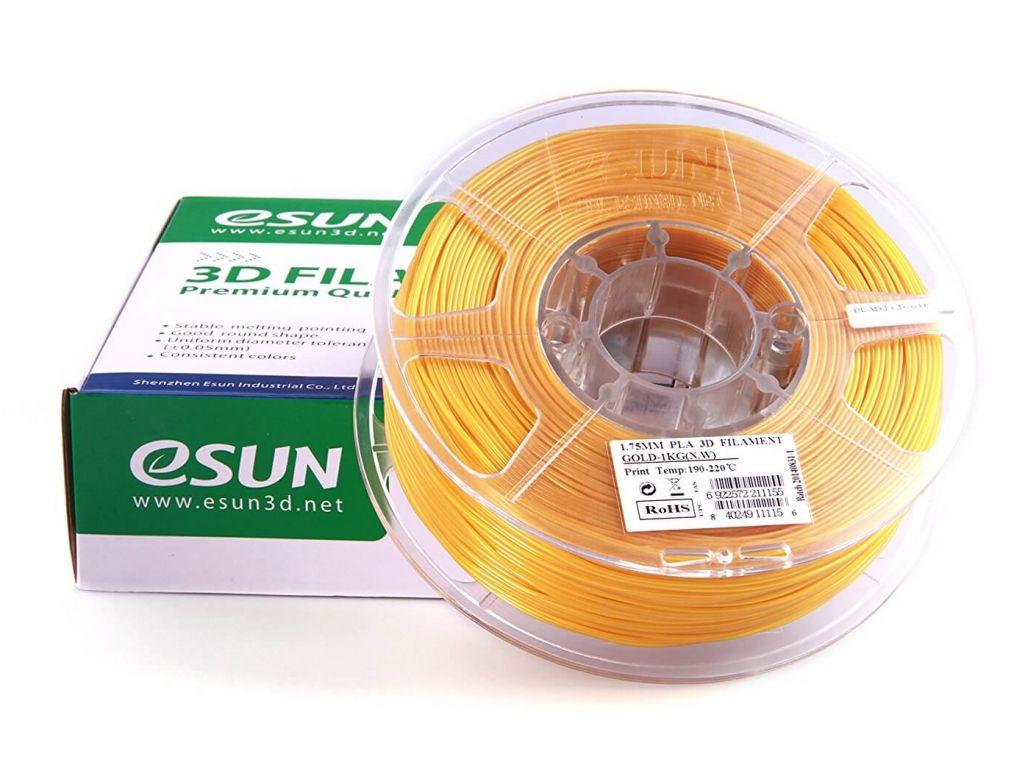FILAMENTO P/IMPRESORA 3D ABS DE 1.75 MM / 1KG GOLD