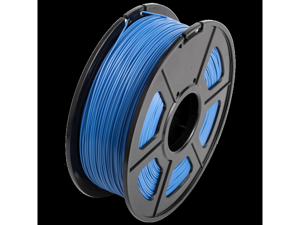 FILAMENTO P/IMPRESORA 3D ABS+ DE 1.75 MM / 1KG BLUE