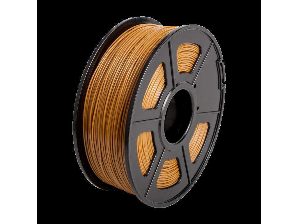 FILAMENTO P/IMPRESORA 3D ABS+ DE 1.75 MM / 1KG BROWN