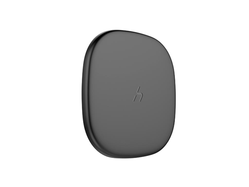 CARGADOR HAVIT INALAMBRICO, NEGRO. Compatible con  iPhone X, iPhone 8/8 Plus, Samsung Galaxy Note 8 S6 S7 S8 / S8 Plus. Solo tendrá que poner el dispositivo sobre el soporte con este conectado.