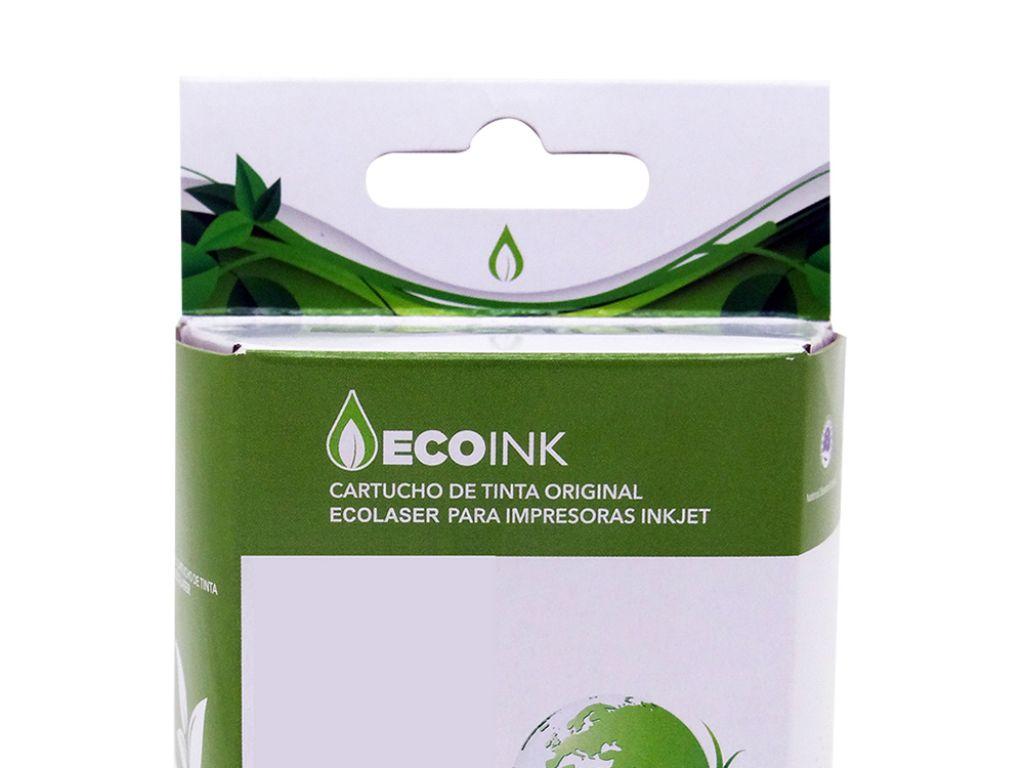 CART. ECO BLACK CON CHIP P/EPSON T23/T24/TX105/TX115