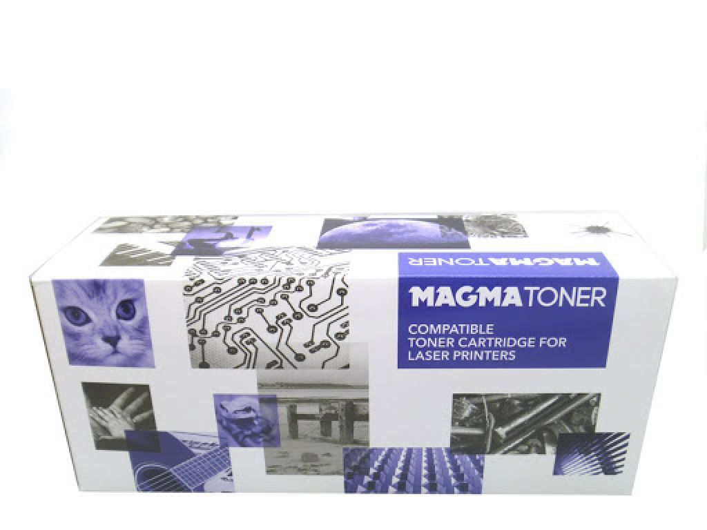 CART. MAGMA P/KYOCERA BLACK ECOSYS M6026, M6526, P6026, FS-C2026MFP FS-C2126MFP FS-C2526MFP, FS-C2626MFP