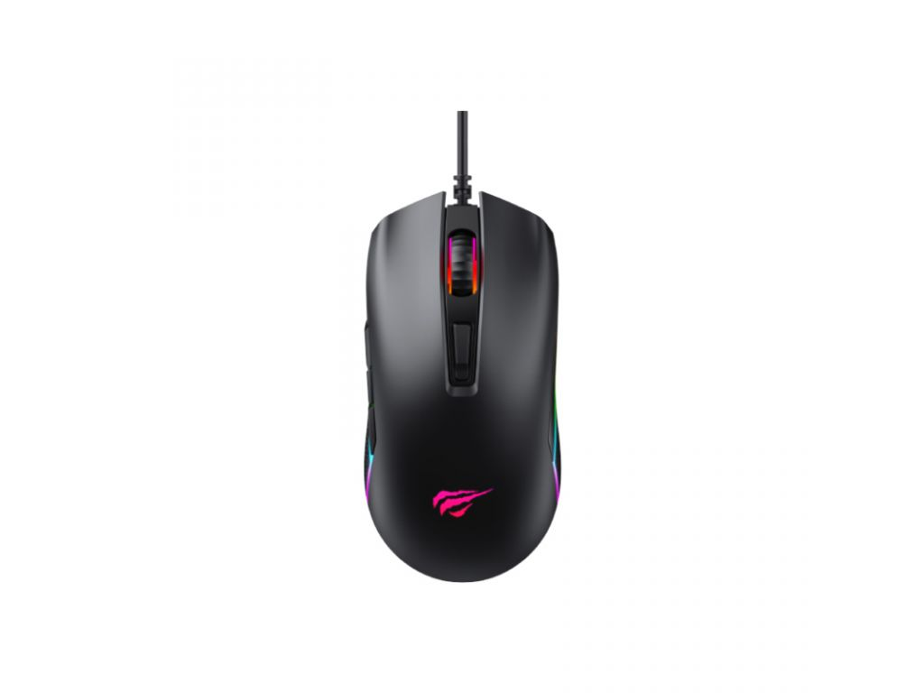 MOUSE GAMER HAVIT CON CABLE 1.5M USB