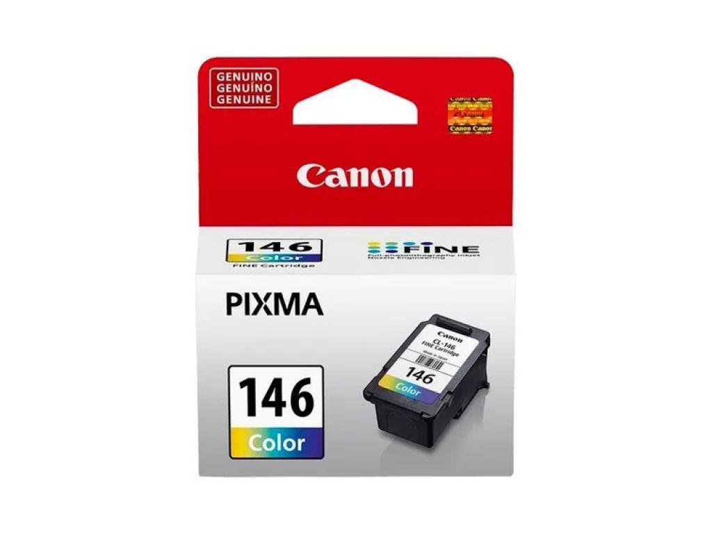 CART. ORIG. P/CANON CL-146 XL COLOR PIXMA IP 2810 /MG 2410 / MG 2510 / MG 2910