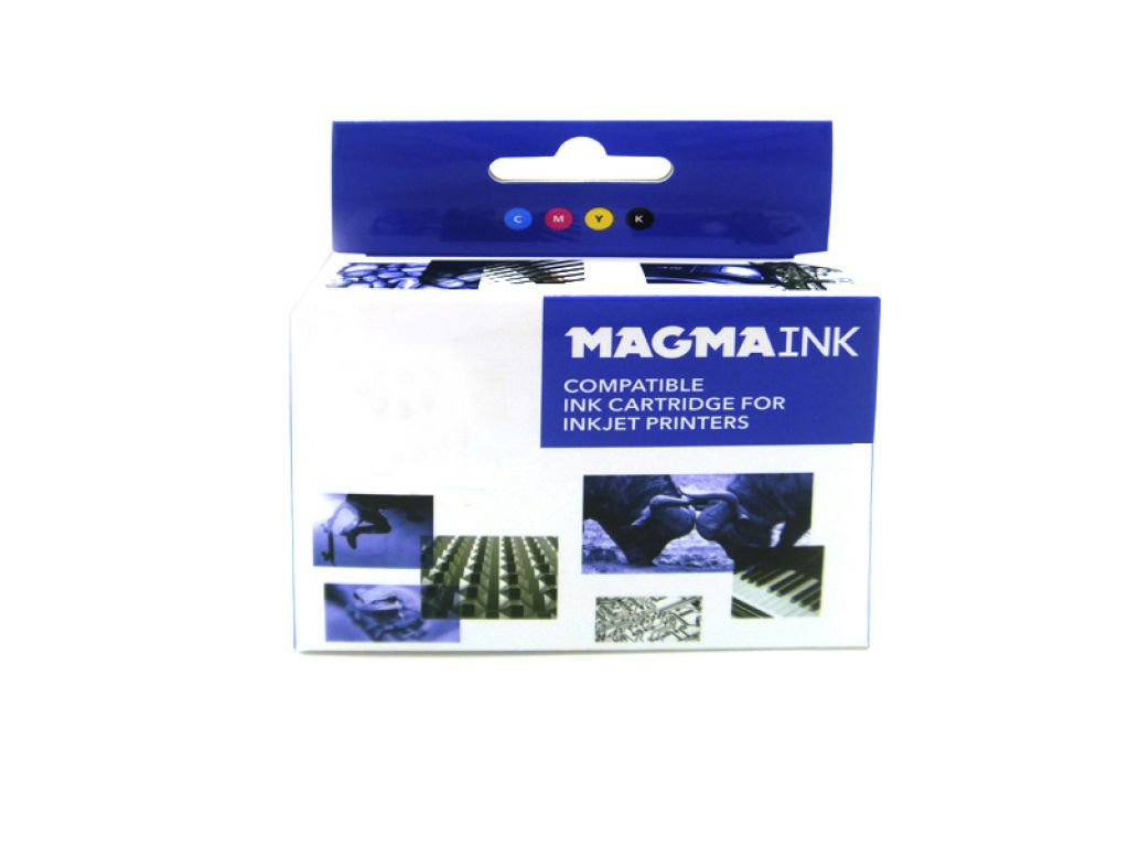 CART. MAGMA  BLACK CON CHIP P/EPSON T23/TX 105